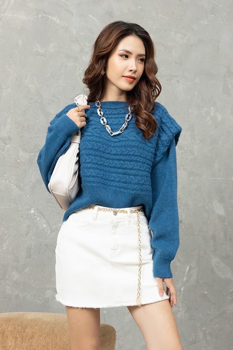 Những mẫu áo len sành điệu hot trend 2020