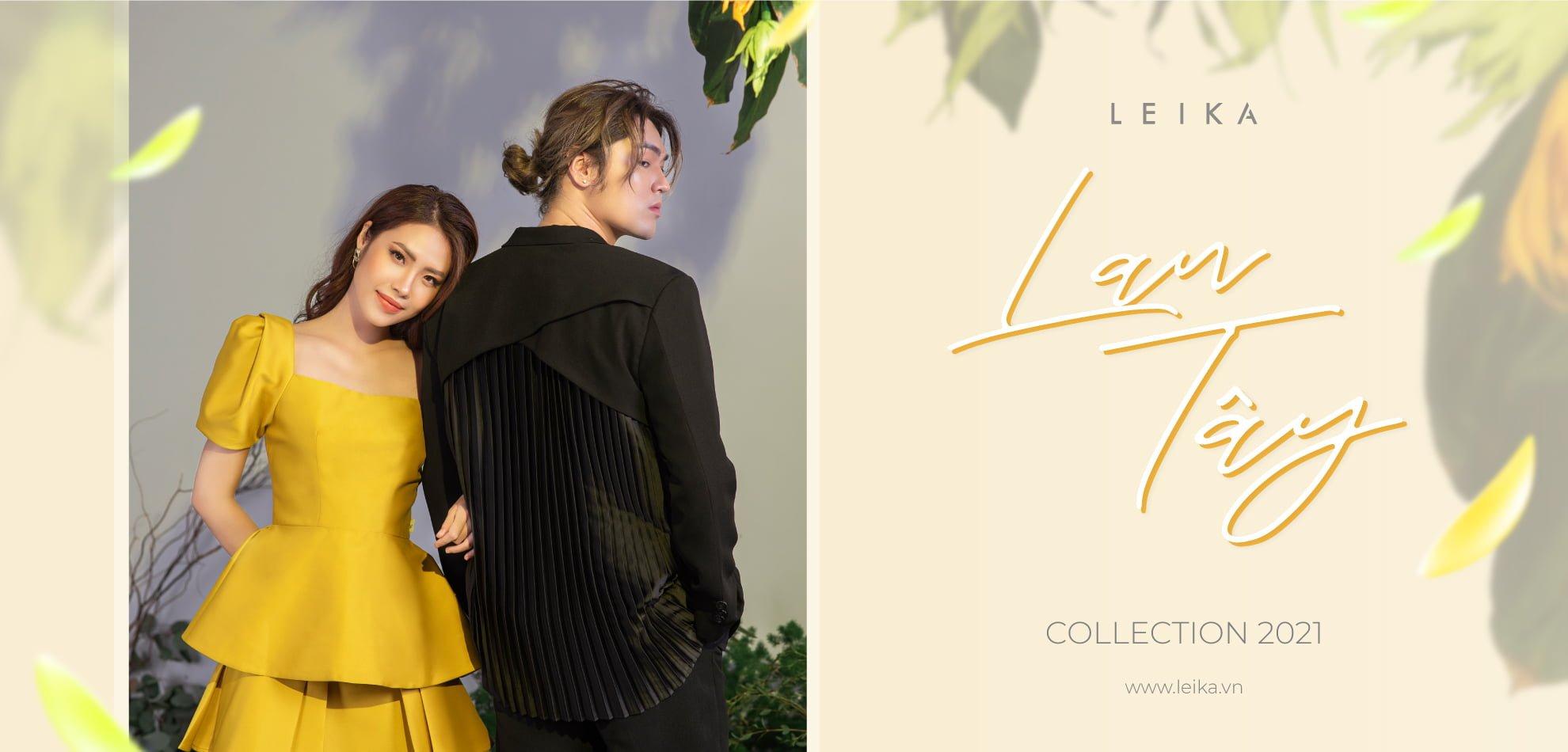 Leika - Lan Tây Collection 2021