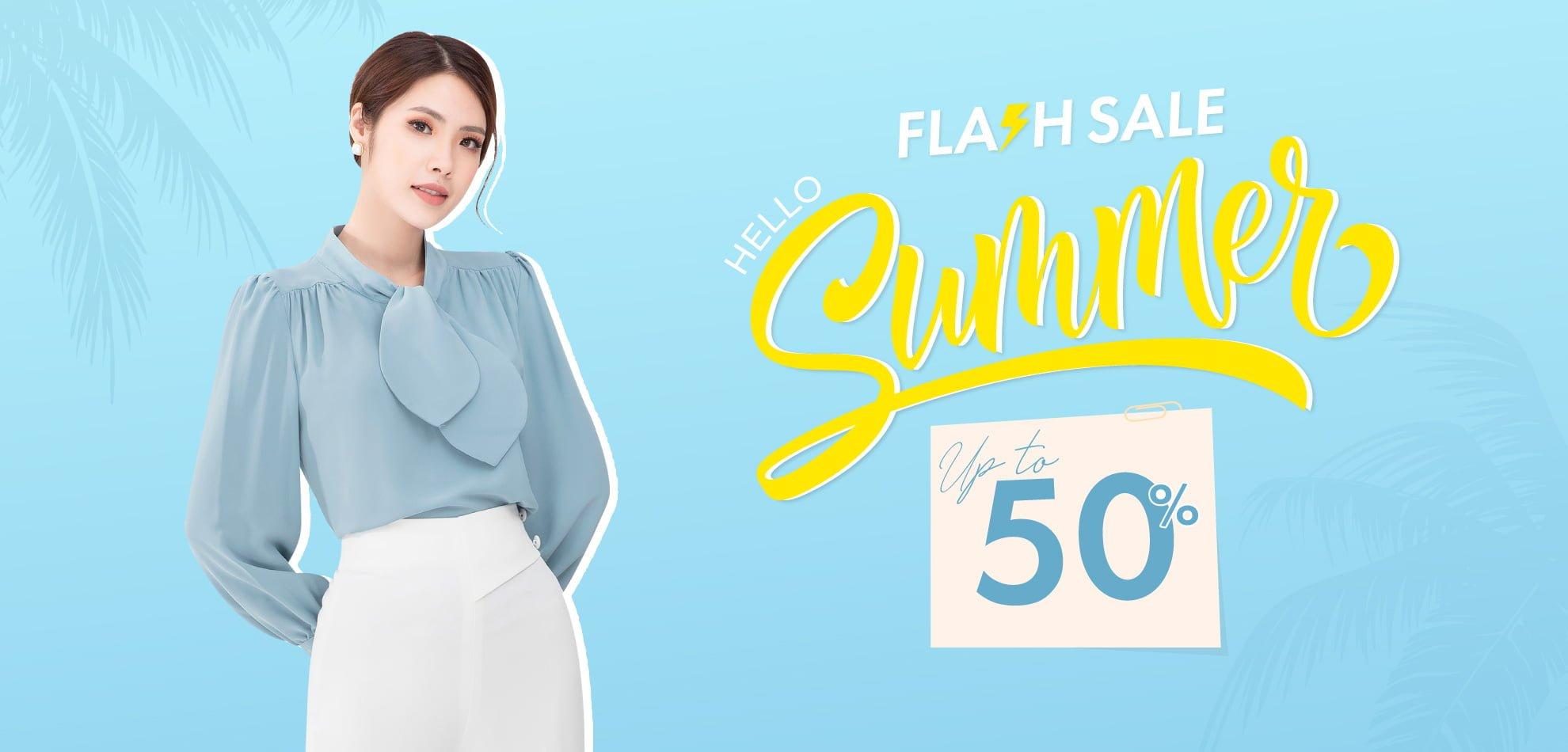 Leika flash sale hello summer 2021