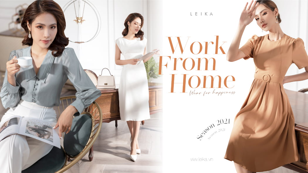 Word From Home by Leika